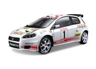 Abarth Grande Punto S2000 Blanc - photo 2