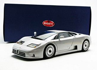 Bugatti Eb110 Blanc - photo 11