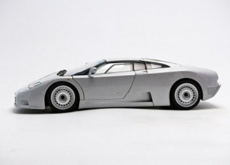 Bugatti Eb110 Blanc - photo 3