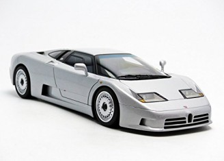 Bugatti Eb110 Blanc - photo 7