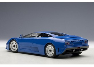 Bugatti Eb110 Bleu - photo 2