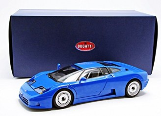 Bugatti Eb110 Bleu - photo 11