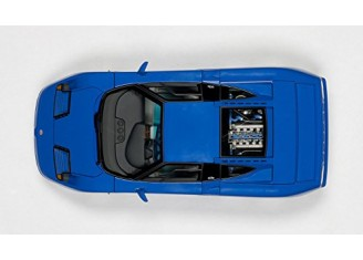 Bugatti Eb110 Bleu - photo 6