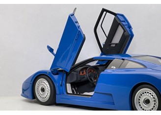 Bugatti Eb110 Bleu - photo 7