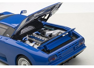 Bugatti Eb110 Bleu - photo 9
