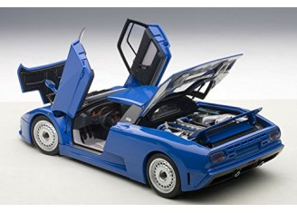 Bugatti Eb110 Bleu - photo 10