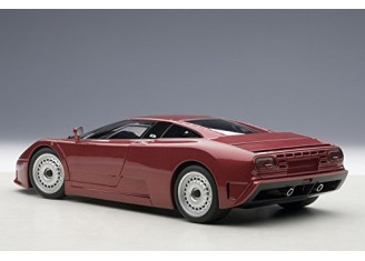 Bugatti Eb110 Rouge - photo 2