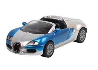Bugatti Veyron Argent - photo 3