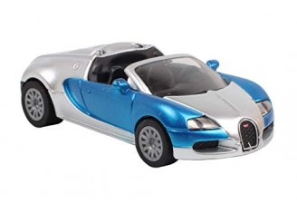 Bugatti Veyron Argent - photo 4