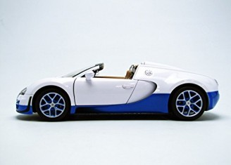 Bugatti Veyron Blanc - photo 2