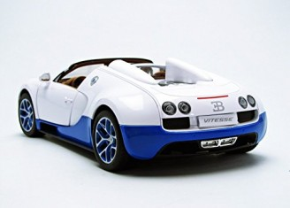 Bugatti Veyron Blanc - photo 3