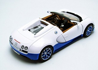 Bugatti Veyron Blanc - photo 4
