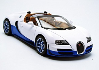 Bugatti Veyron Blanc - photo 6