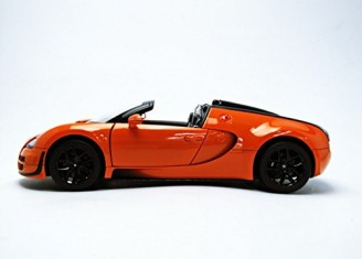 Bugatti Veyron Orange - photo 2