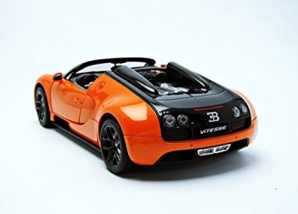 Bugatti Veyron Orange - photo 3