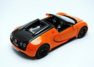 Bugatti Veyron Orange - photo 4