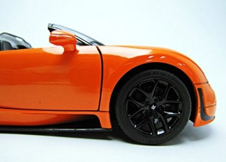 Bugatti Veyron Orange - photo 5