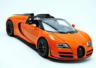 Bugatti Veyron Orange - photo 6