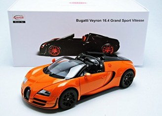 Bugatti Veyron Orange - photo 7