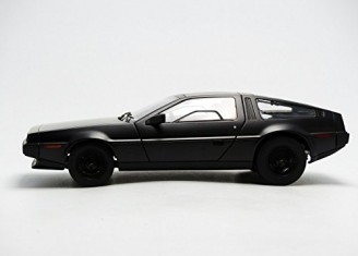 De Lorean Dmc-12 Noir - photo 2