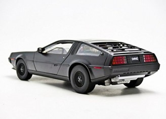 De Lorean Dmc-12 Noir - photo 3