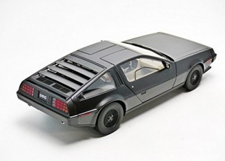 De Lorean Dmc-12 Noir - photo 4