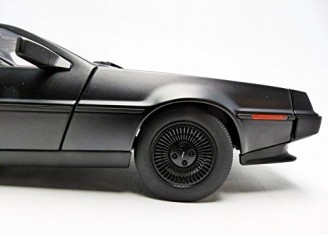 De Lorean Dmc-12 Noir - photo 5