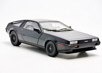 De Lorean Dmc-12 Noir - photo 6