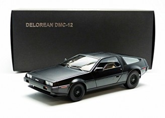 De Lorean Dmc-12 Noir - photo 7