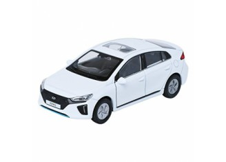 Hyundai Ioniq Blanc - photo 3