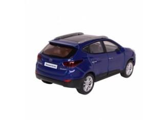 Hyundai Ix35 Bleu - photo 2