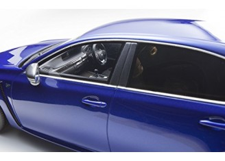 Lexus Gs Bleu - photo 6