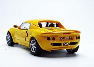 Lotus Elise 111 S Jaune - photo 3