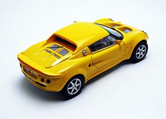 Lotus Elise 111 S Jaune - photo 4
