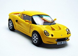 Lotus Elise 111 S Jaune - photo 6