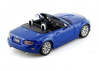 Mazda Mx5 Bleu - photo 3