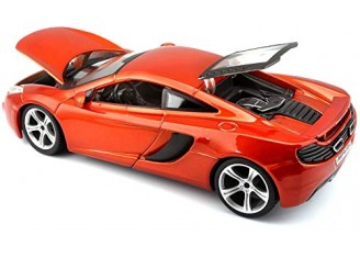 McLaren Mclaren Mp4-12c Orange - photo 3