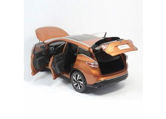 Nissan Murano Orange - photo 2