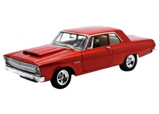 Plymouth Belvedere Rouge