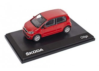Skoda Citigo Rouge