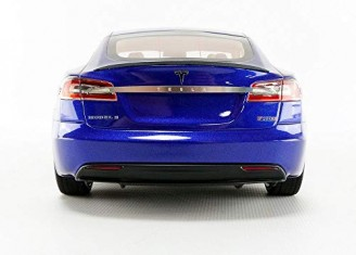 Tesla Model S Bleu - photo 4