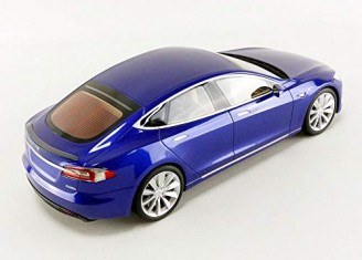 Tesla Model S Bleu - photo 5