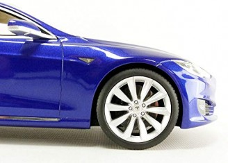Tesla Model S Bleu - photo 6