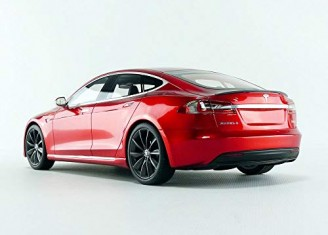 Tesla Model S Rouge - photo 3