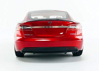 Tesla Model S Rouge - photo 4