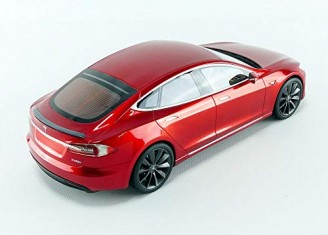 Tesla Model S Rouge - photo 5