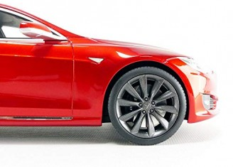 Tesla Model S Rouge - photo 6