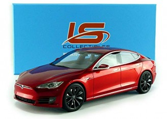 Tesla Model S Rouge - photo 7