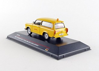 Trabant 601 Jaune - photo 2
