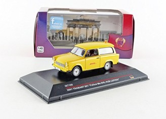 Trabant 601 Jaune - photo 4